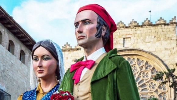 Inauguració: 'Tradició, cultura i festa a pas de gegant. 30 anys de geganters a Sant Cugat'