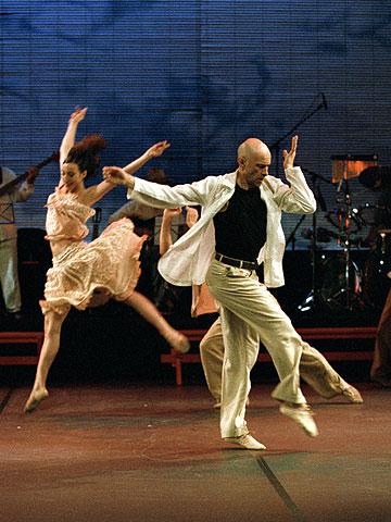 La companyia mostrarà dues vessants molt diferents de la seva dansa
