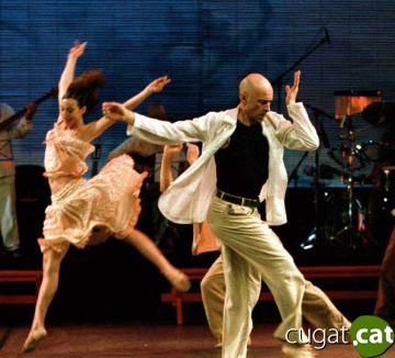 El ballarí i coreògraf Cesc Gelabert arribarà al Teatre Auditori al 2010