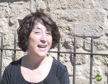 Gemma Lienas: 'Sempre tinc llibres que parlen de la necessitat de fer un món més igualitari'