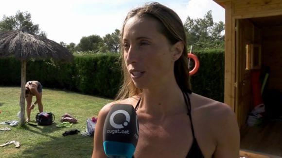 Gemma Mengual decidirà durant les properes setmanes si torna a competir