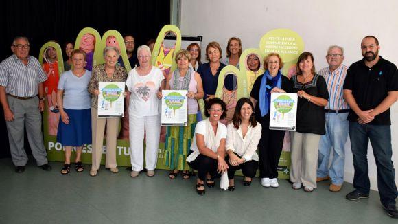 Sant Cugat s'adhereix al Manifest del Dia Internacional de la Gent Gran