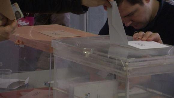 Hi ha 29 col·legis electorals