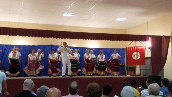 L'associació de gent gran de Mira-sol viatja a Castelló