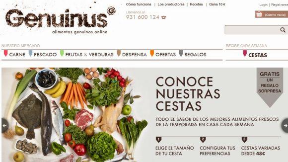 Genuinus vol captar 400.000 euros per la seva expansió a l'Estat espanyol