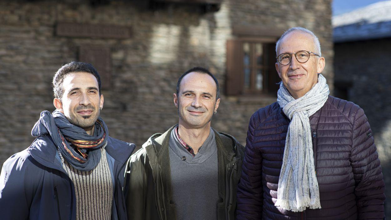 """Gerard Claret (violinista): """"El meu pare va conèixer Pau Casals durant l'exili"""""""