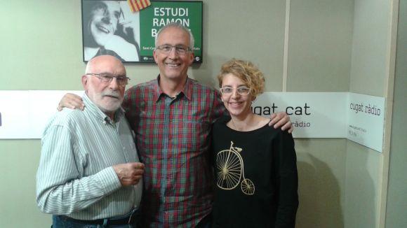 Gerard Claret trepitja el 'Molta Comèdia' per desgranar els detalls del concert 'Jazz & Cordes'