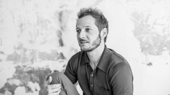 Gerard de Pablo és cantant i compositor del grup Pantaleó / Foto: Joana Arribas