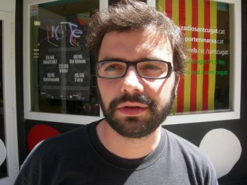 Gerard Minuesa, guanyador del concurs de microrelats de Cugat.cat