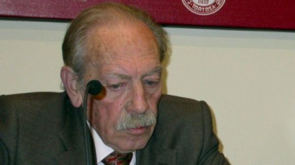 Mor el poeta d'honor de 2011 Gerard Vergés