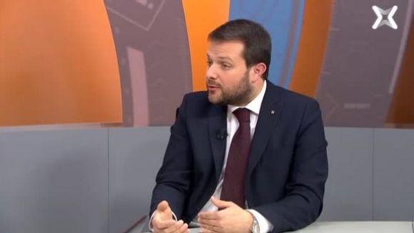 El secretari general de l'Esport, Gerard Figueras / Font: La Xarxa