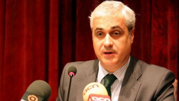 Gordó, sobre els jutjats: 'Hem fet nostra la petició de Sant Cugat'