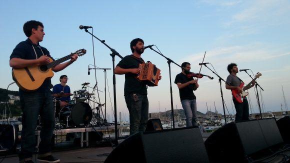 El programa 'Catsons' porta la música del grup Germà Negre