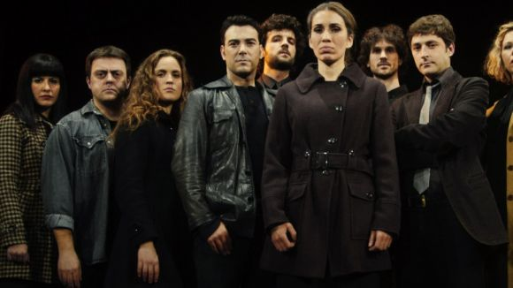 'Molta comèdia' s'endinsa en el teatre musical amb Virgínia Martínez