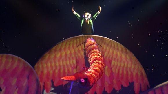 El musical de Gerónimo Stilton, 'Gran retorn a la fantasia', porta màgia i música al Teatre-Auditori