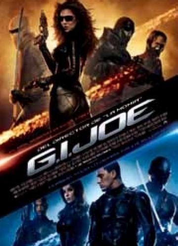 Arriba als cinemes locals 'G.I. JOE', basada en la sèrie dels anys 80