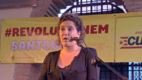 La CUP-PC arriba al 24M amb l'objectiu d'acabar amb la majoria absoluta de CiU