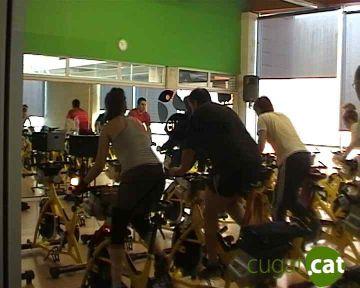 El gimnàs Acquablock acull un estudi europeu sobre el sedentarisme