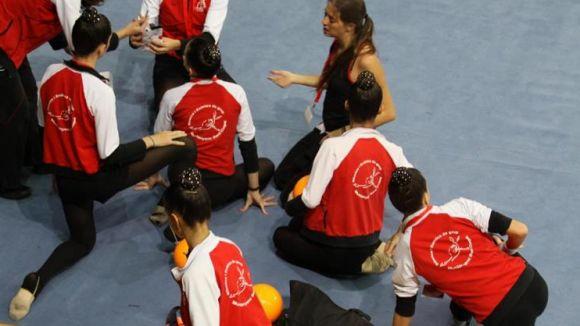 Un grup de pares i mares del Muntanyenc funda un nou club de gimnàstica