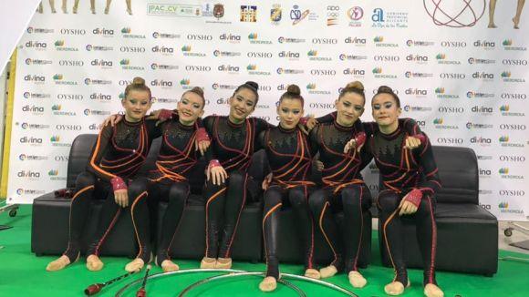 El Club Gimnàstica Sant Cugat vol organitzar dos campionats referents de rítmica i estètica