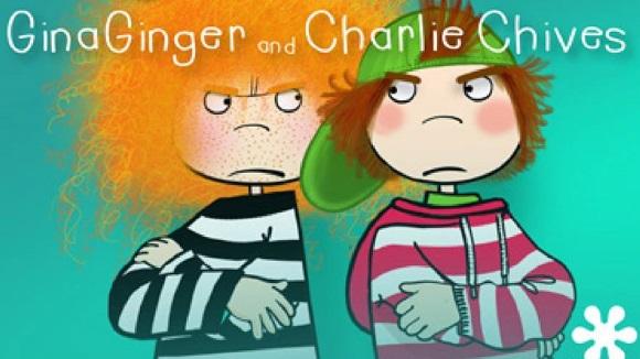 Hora del conte en anglès: 'Gina Ginger & Charlie Chives'