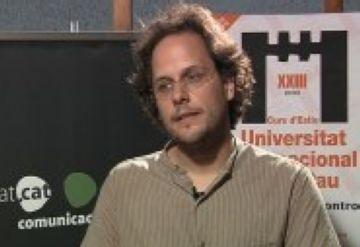 Giorgio Mosangini: 'El decreixement requereix un canvi de valors personal i col·lectiu'