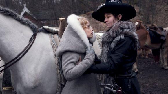 El cicle de cinema d'autor proposa avui 'Girl King', un film sobre Cristina de Suècia