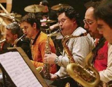 La banda Girona Jazz Projecte inicia la gira del seu darrer treball a Valldoreix