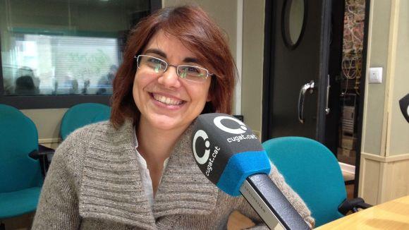 La psicòloga Gisela Llobet passa consulta al magazín
