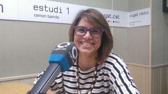 La psicòloga Gisela Llobet