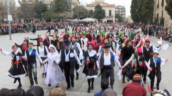 Les Gitanes més multitudinàries omplen Sant Cugat