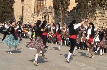Els exballarins del Mediterrània formaran el grup que farà el Ball de Gitanes diumenge