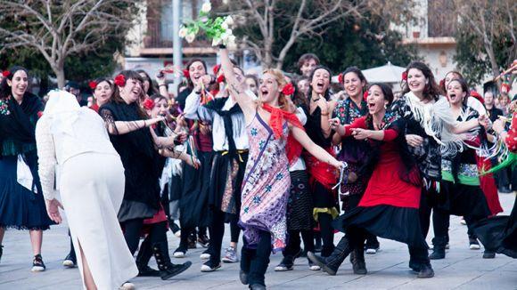 El Ball de Gitanes més gran del Carnaval portarà un monstre a la ciutat