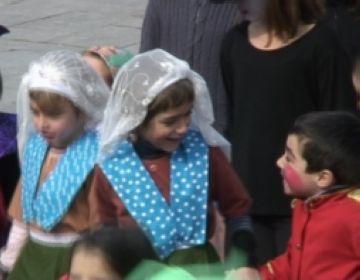 Més parelles que mai en les gitanetes del Carnaval Infantil