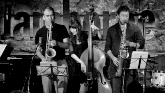 El trio de Giulia Valle Trio inaugura aquest vespre el cicle 'Jazzenviu'