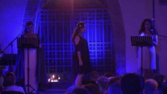 Les Lectures a la Fresca ambienta 'Giulietta' entre Verona i Sant Cugat