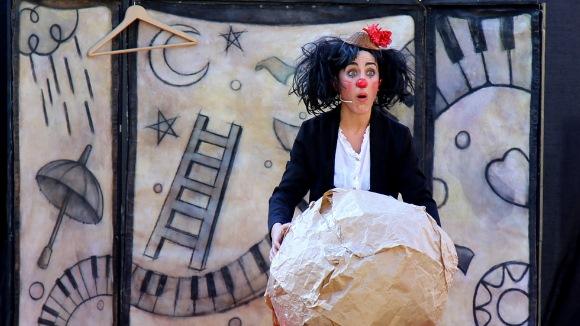 Espectacle familiar de clown: 'El globus vermell'
