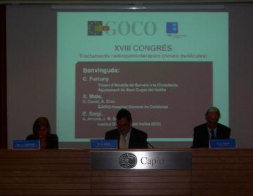 El 18è congrés del GOCO presenta innovacions sobre l'oncologia radioteràpica