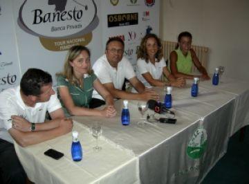 Tres golfistes locals participen al Banesto Tour al CGSC