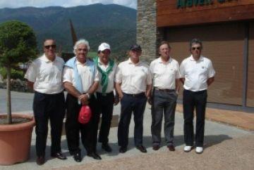 El Club de Golf Sant Cugat, campió de Catalunya d'Interclubs