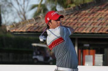 Larrazábal acaba 32è al Volvo Golf Champions