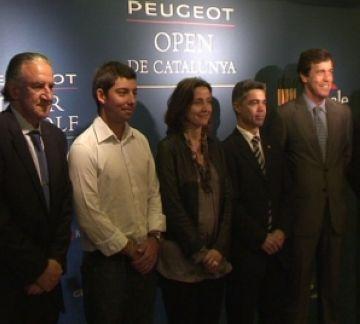 Conesa i Tibau preveuen un èxit de l'Open de Catalunya de Golf