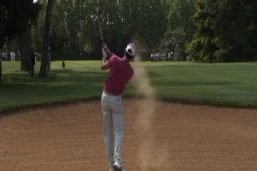Chris Paisley, guanyador de l'Open de Golf de Catalunya