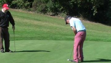La Penya Pericos organitza el 6è torneig de golf