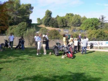 El golf santcugatenc es bolca amb la salut mental
