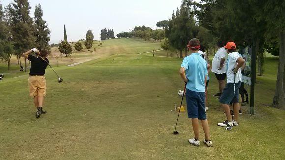 El Club de Golf Sant Cugat lluita contra la DMAE / Font: Cugat.cat
