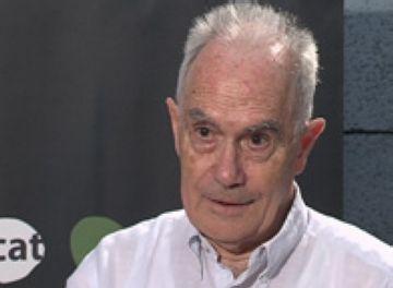 González Faus: 'Si nosaltres no decreixem, no tenim cap dret de demanar-ho a la Xina o l'Índia'