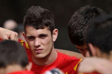 Gonzalo Martínez, convocat amb la selecció espanyola