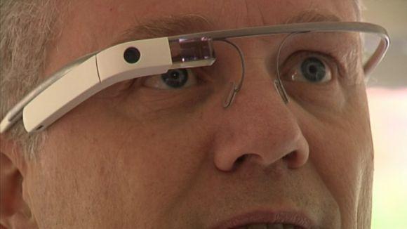 Les Google Glass, un dels principals reclams del Sant Cugat Experience