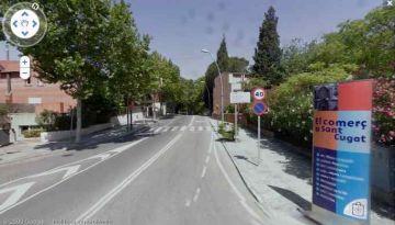 Sant Cugat ja forma part de Google Street View